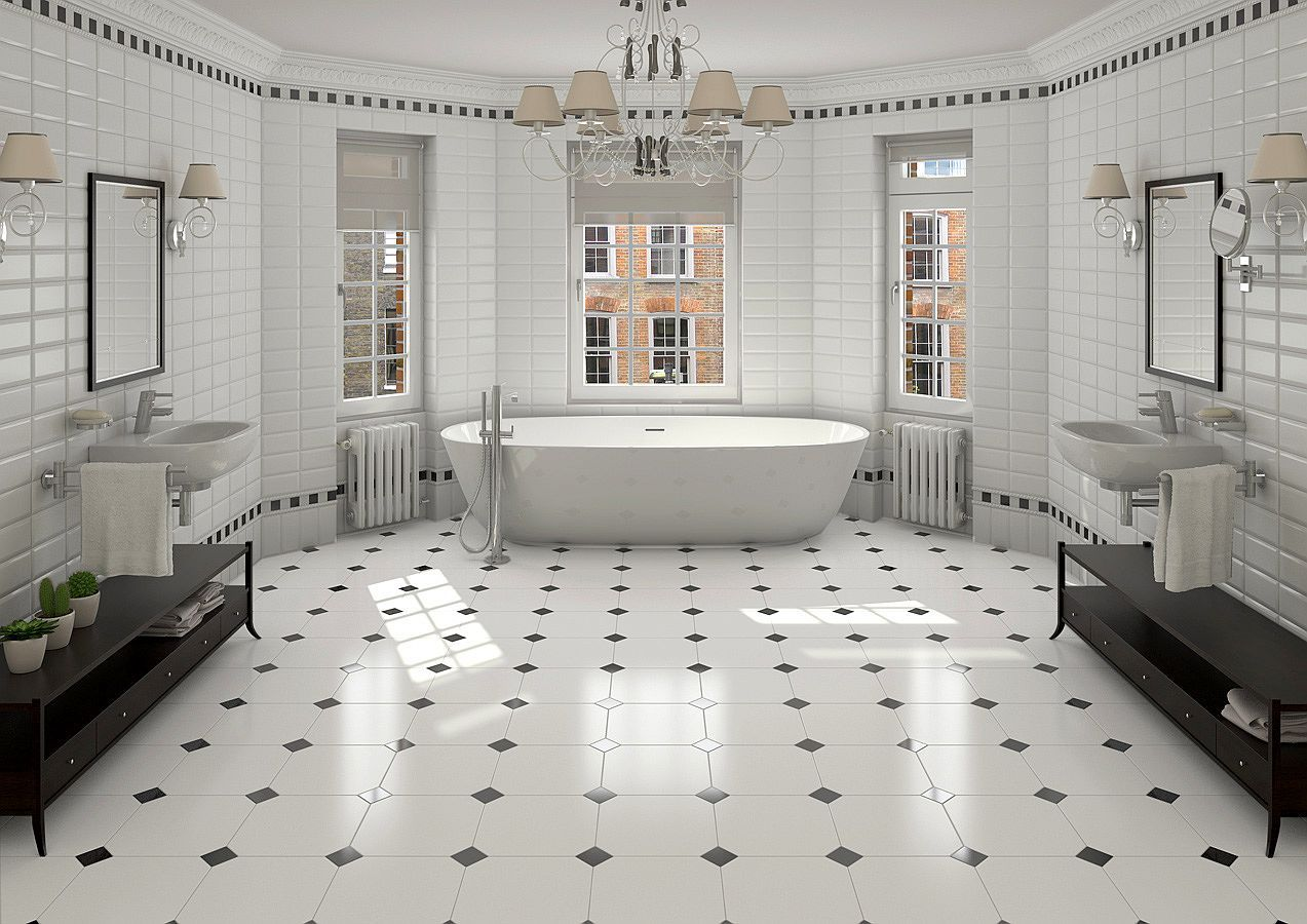 House floor tiles design