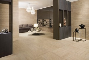 Плитка мозаика Travertino Floor Project от Italon (Россия)